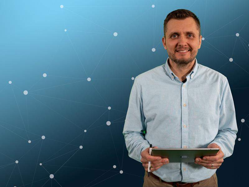 Matthias Sauer Abteilungsleiter IT-Systeme