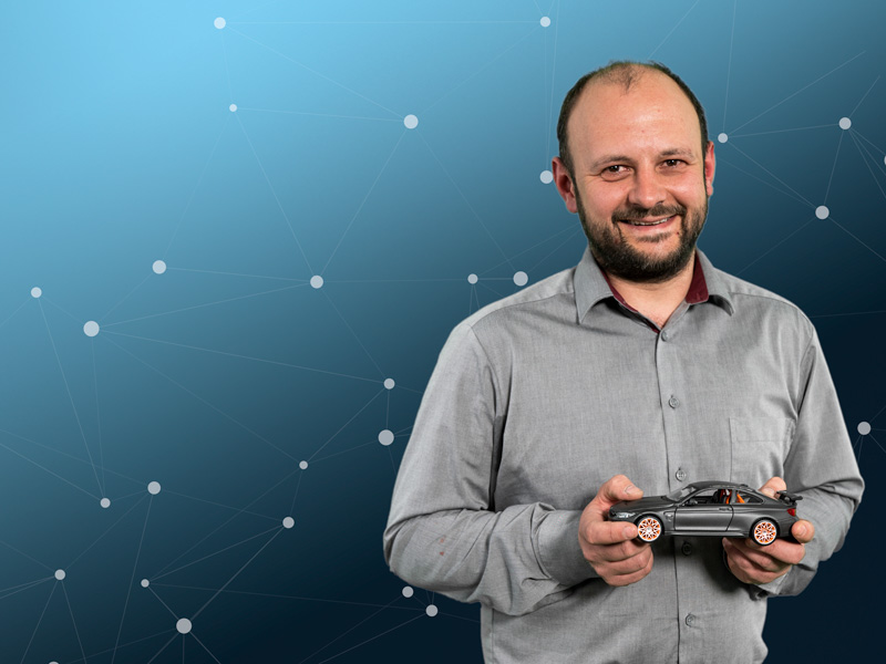 Stefan Dotzler Prozessentwicklungsingenieur