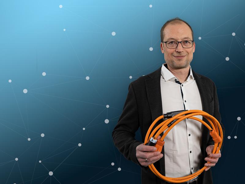 Ulrich Döllinger Abteilungsleiter Neue Technologien